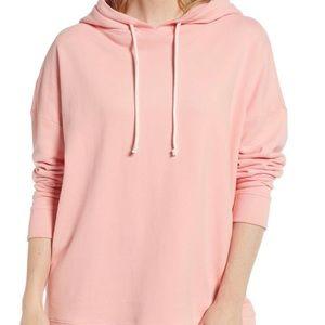 Lou & Grey hooded sweatshirt size medium